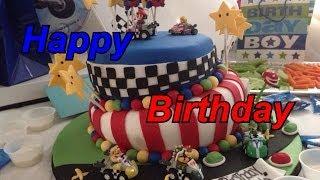 Cumpleaños Al Estilo Nintendo