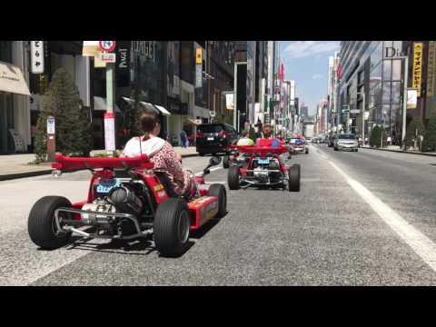 MariCar in Ginza 4k