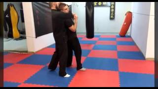 Wing Chun- How to quickly stop the attacker