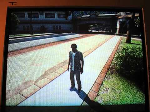 The First Gameplay GTA V