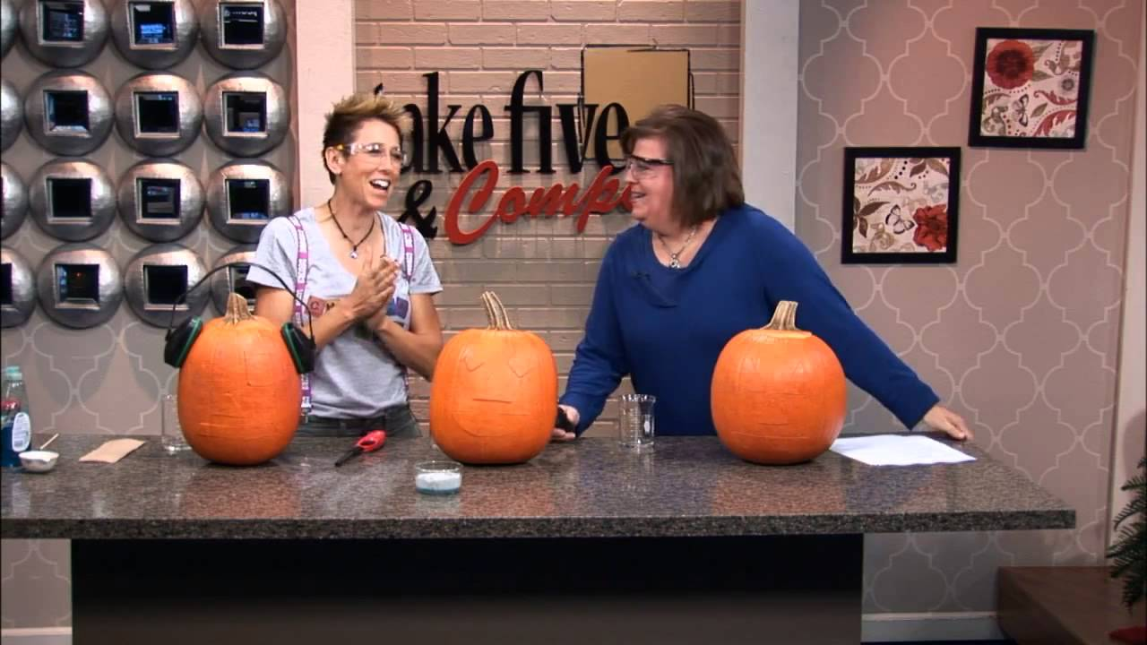 Preview image for Chemical Kim's Self Carving Exploding Pumpkins! video