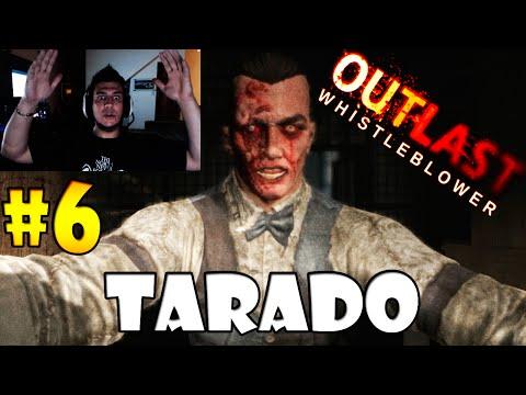 O Tarado por Noivas :O +16 - #6 Outlast WHISTLEBLOWER DLC (em Português)