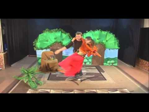 спектакль для детей Чарівна знахідка