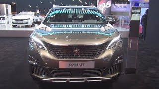 Peugeot 5008 GT BlueHDi 180 S&S EAT8 SUV (2019) Exterior and Interior