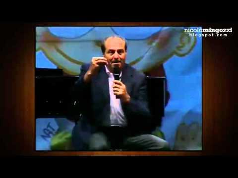 Marco Travaglio e Antonio Di Pietro raccontano Mani Pulite 09 06 2012
