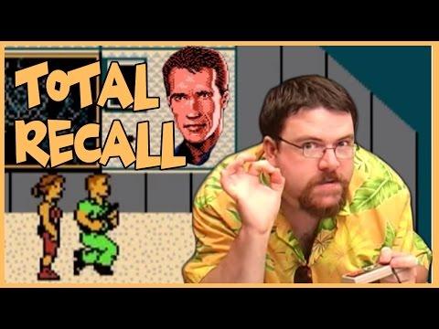 Joueur du grenier - Total Recall - NES