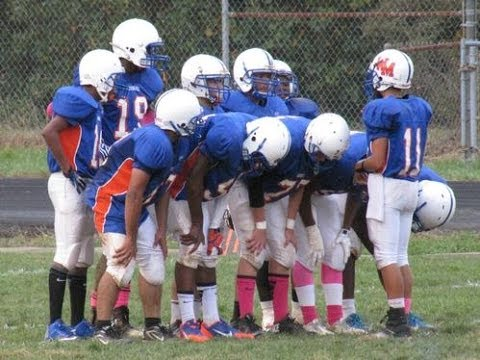 2013 Watkins Mill High School JV Football