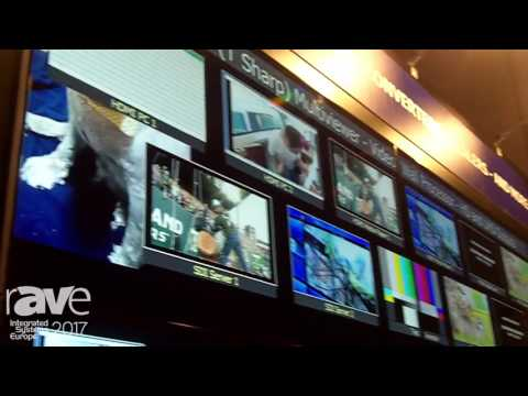 ISE 2017: Apantac Features T# Multiviewer