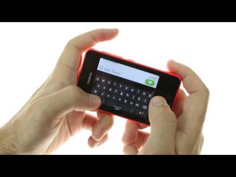 Nokia Asha 501 user interface