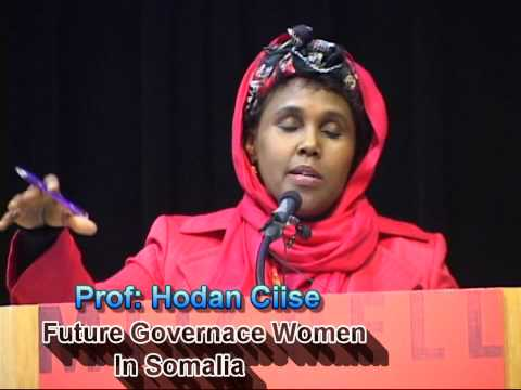 FURTURE GOVERNANCE WOMEN IN SOMALIA