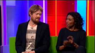 Death in Paradise Interview Kris Marshall & Sara Martins