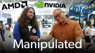Are we being manipulated?! Ft. Gamers Nexus