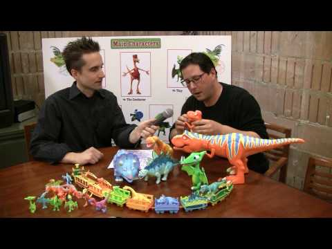 New Dinosaur Train Toys!