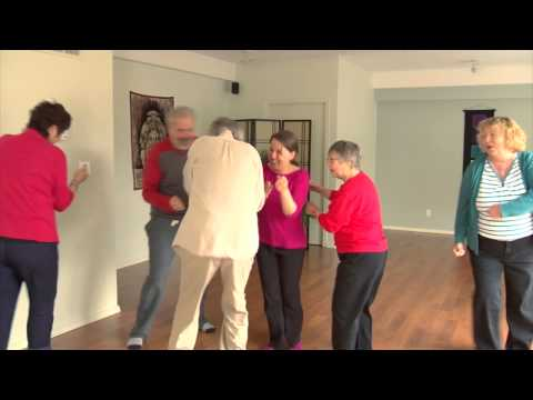 Laughter Yoga - Senior Living