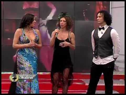 Sophie d'Ishtar presenta l'arte del burlesque al Festival Italia in Musica 31 marzo 2012