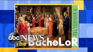 Entertainment Weekly goes behind the scenes at 'The Bachelor' mansion