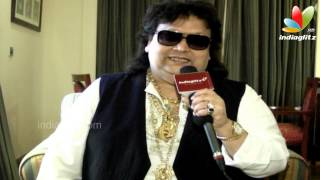 Bappi Lahiri On his experiance in Tamil | Karuppampatti | Disco Naughty Naughty Raja