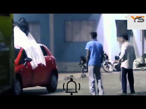 Ghost Prank Part #7 Funny Scary Prank__Prank_in_India! YOUTUBER SHANKAR