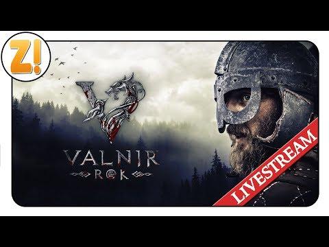 Valnir Rok: Wir testen das neue Spiel von Gronkh und Co! #01 | Let's Play [DEUTSCH]