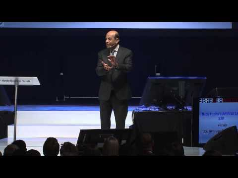 Vijay Govindarajan on Reverse Innovation - Nordic Business Forum 2013