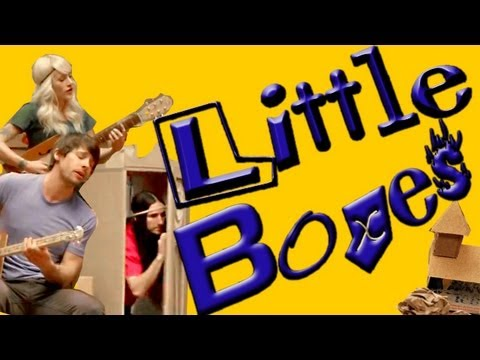 Little Boxes - Walk off the Earth Music Videos