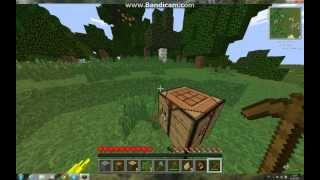 Minecraft - Hardcore с модами - #1 - Начало
