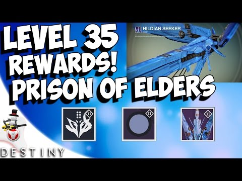 prison of elders matchmaking level Wondering how to beat prison of elders and skolas on level 35 difficulty use our 'destiny' guide to help with house of wolves most challenging pve experience.