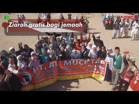 Video travel umroh al mukhtar medan