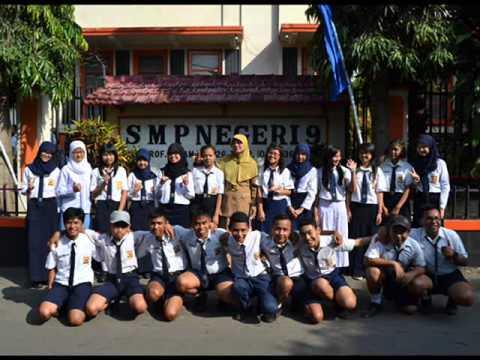 Album Kenangan SMPN 9 Malang Kelas IX E