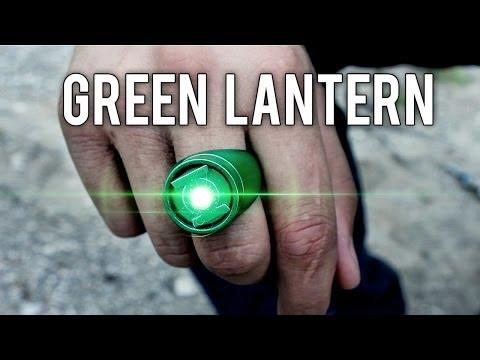 Green Lantern VFX Fan Film thumbnail