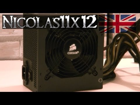 Corsair Builder Series CX500 V2 Power Supply Review