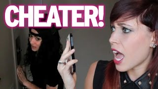 What Lesbians Say When Caught Cheating!