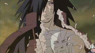 Naruto Shippuden Episode 332 -ナルト- 疾風伝 Review -- Madara/Hashirama Fusion & Sasuke/Itachi Reunion