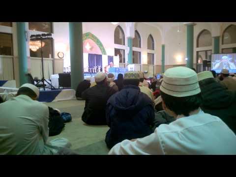 Sheikh Rafat Hussain - Nugget Mosque - سورة يس video