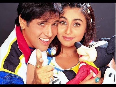 Govinda and Rani Mukherjee in Plane - Comedy Scene - Hadh Kar...