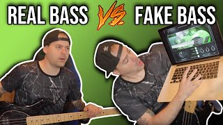 Real Bass VS Computer Bass