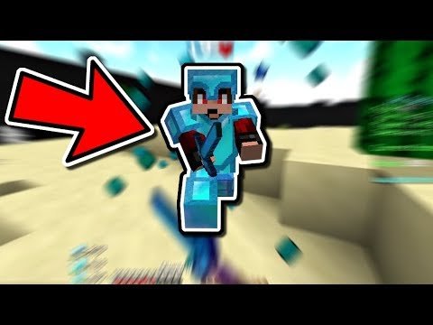 MOTION BLUR IS AMAZING?! (Minecraft PvP)