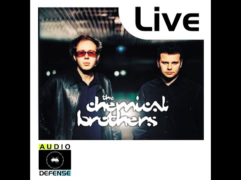 The Chemical Brothers - Dig Your Own Hole (Glastonbury Festival '97)