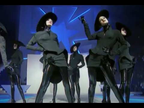 Mugler Heritage Architecture 1 - Fall/Winter 95/96 Extract