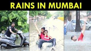 Mumbai RAINS   Funcho Entertainment   Dhruv Shah   Shyam Sharma