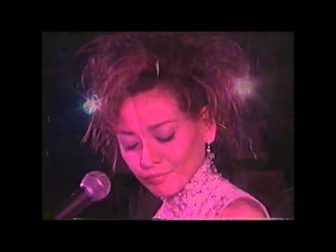 夏樹陽子 第一回ライブNATURA  ♪ あなたしか見えない ♪ Yoko Natsuki 夏樹陽子 検索動画 25