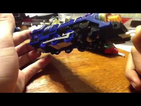 Unknown Train Transformer