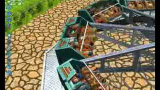 Wing Island Roller coaster tycoon 3