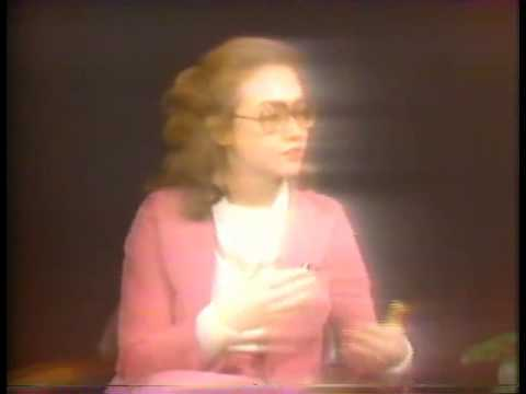 """First Lady of Arkansas, Hillary Rodham, on """"In Focus"""" Interview - 1979"""