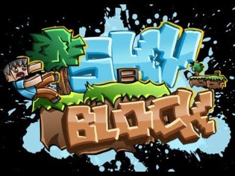 SKY-BLOCK SUR MINECRAFT TABLETTE PARTI 5