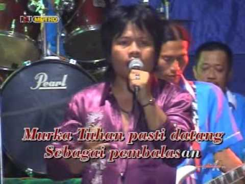 Om New METRO - MALAPETAKA - Wawan Purwadha [karaoke]