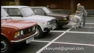 Comparing Yugo 45, FSO125, Škoda 105S and Lada Riva - Top Gear 1986