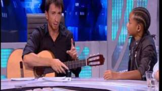 El Hormiguero con Jakie Chan Will Smith parte Karate Kid 2010 Parte 2
