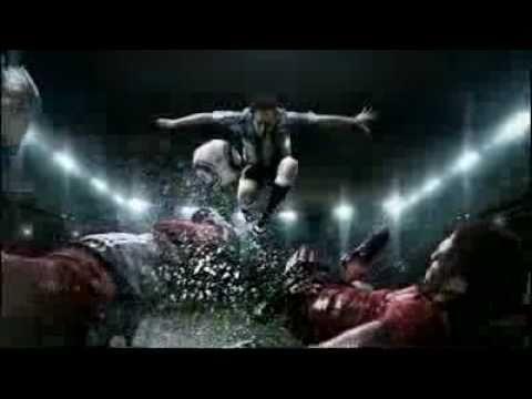 adidas football Fast vs. Fast  messi, villa, zidane.flv