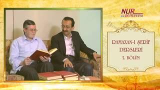 Prof. Dr. Alaaddin Başar - Ramazan-ı Şerif 2. Bölüm 2 - 3.  Nükteler